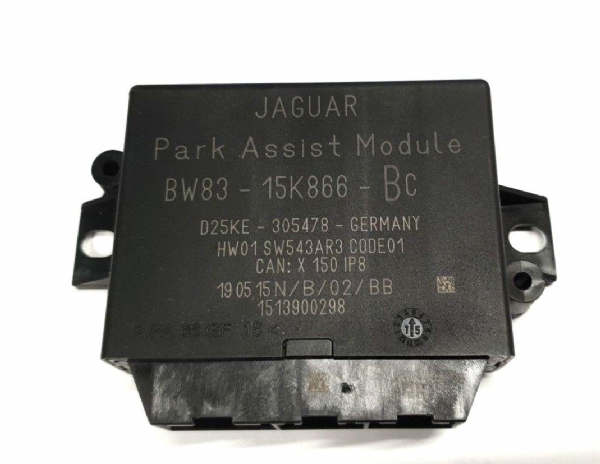 Genuine Jaguar XK 12-14/XF 12-15 Front/Rear Parking Aid